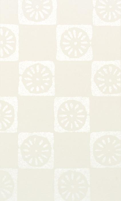 菊市松 ホワイト